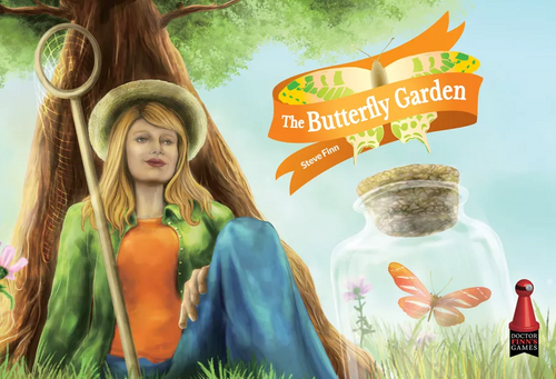 The Butterfly Garden ( second edition )