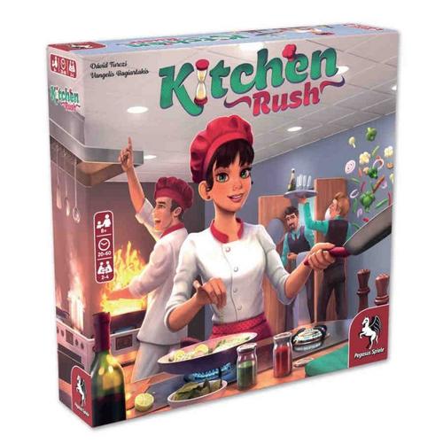 Kitchen Rush ( NEW )