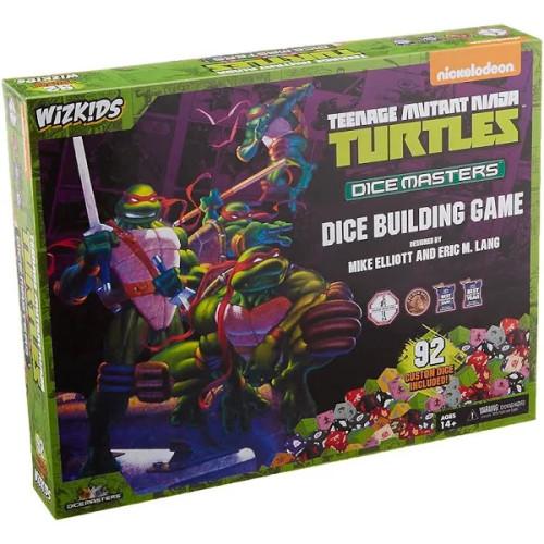 Teenage Mutant Ninja Turtles Dice Masters: Box Set