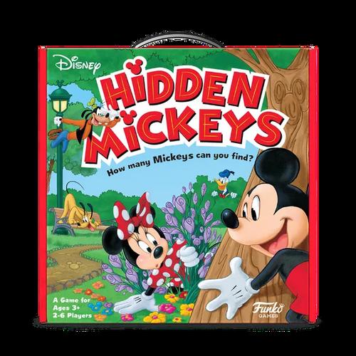 Disney Hidden Mickeys