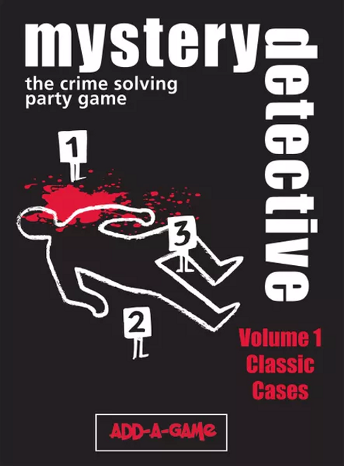 Mystery Detective Vol. 1: Classic Cases