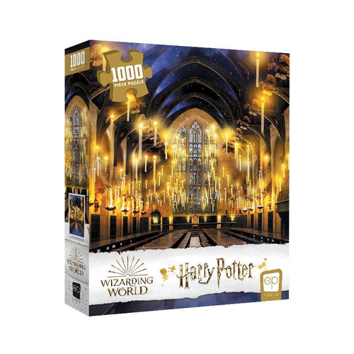 Harry Potter Great Hall 1000 Piece Puzzle