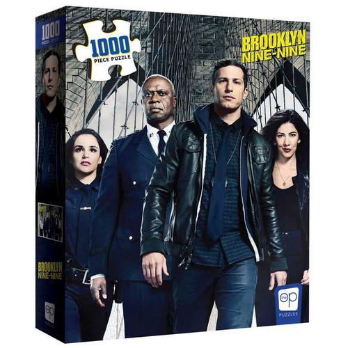 Brooklyn Nine-Nine No More Mr. Noice Guys 1000 Piece Puzzle