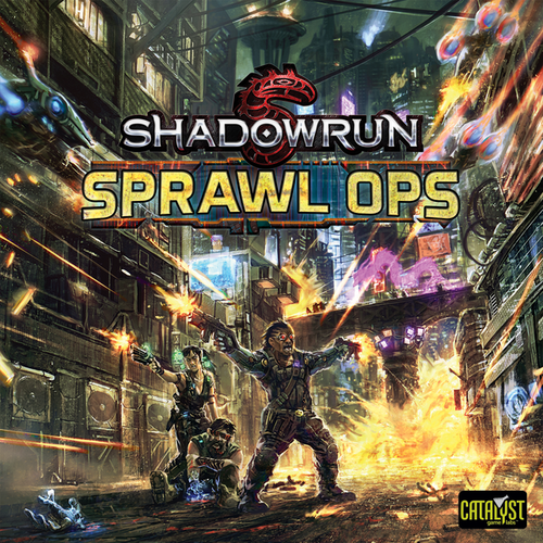 Shadowrun: Sprawl Ops (Dinged/Dented - 20% off at checkout)