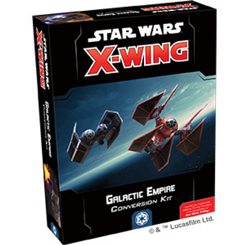 Star Wars X-Wing: 2nd Edition - Galactic Empire Conversion Kit (Dinged/Dented - 20% off at checkout)