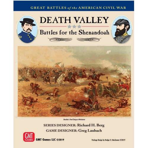 Death Valley: Battles for the Shenandoah (Dinged/Dented - 20% off at checkout)