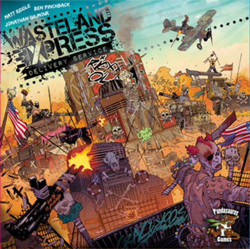 Wasteland Express Delivery Service (Dinged/Dented - 20% off at checkout)