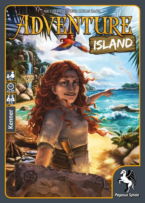 Adventure Island (Dinged/Dented - 20% off at checkout)