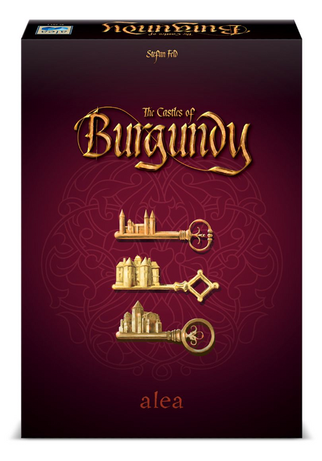 The Castles of Burgundy: 20th Anniversary Edition (Dinged/Dented - 20% off at checkout)