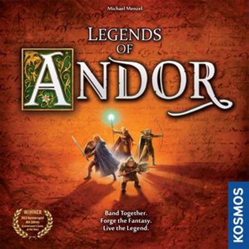 Legends of Andor (Dinged/Dented - 20% off at checkout)