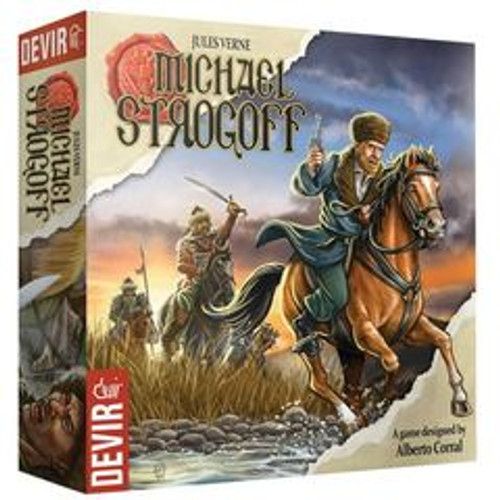 Michael Strogoff (Dinged/Dented - 20% off at checkout)
