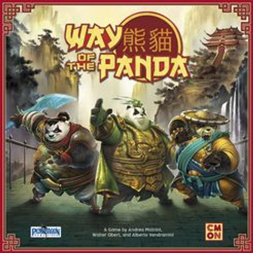 Way of the Panda (Dinged/Dented - 20% off at checkout)