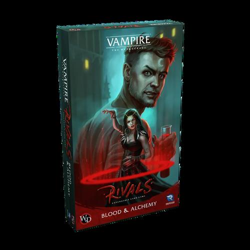 Vampire The Masquerade Rivals ECG: Blood & Alchemy
