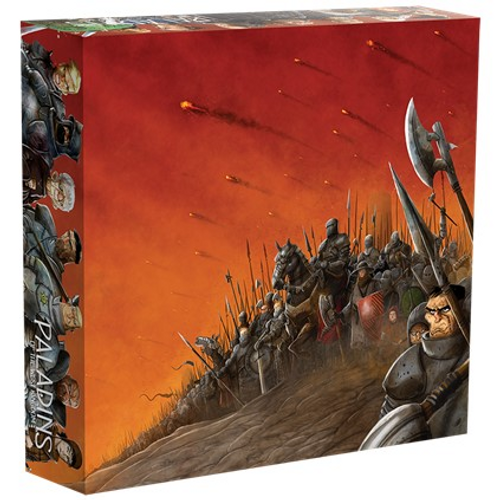 Paladins of the West Kingdom: Collector's Box