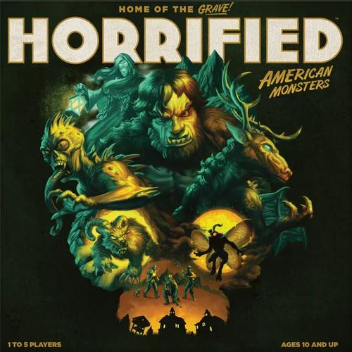 Horrified: American Monster