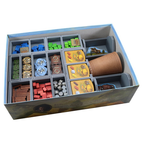Box Insert: Stone Age & Expansions