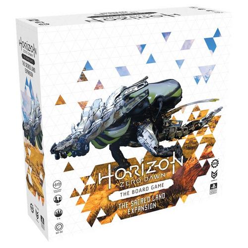Horizon Zero Dawn: The Board Game - The Sacred Land