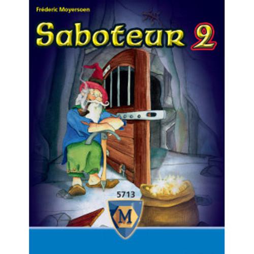 Saboteur 2 Expansion