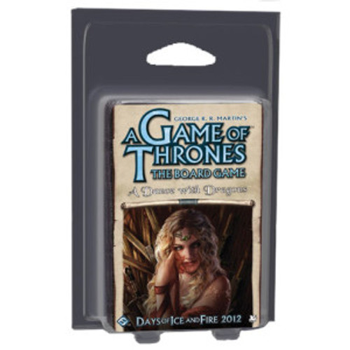 A Game of Thrones: The Board Game (Second Edition) - A Dance with Dragons