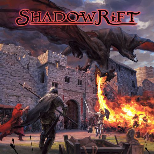 Shadowrift ( second edition )