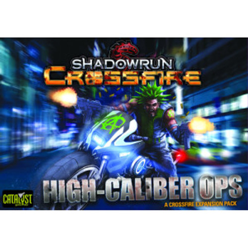 Shadowrun Crossfire: Mission Expansion Pack 1: High Caliber Ops