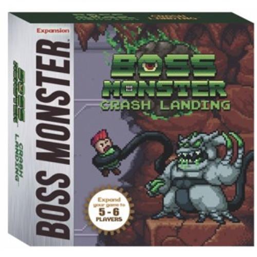 Boss Monster: Crash Landing Expansion