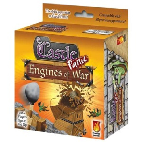 Castle Panic: Engines of War Expansion