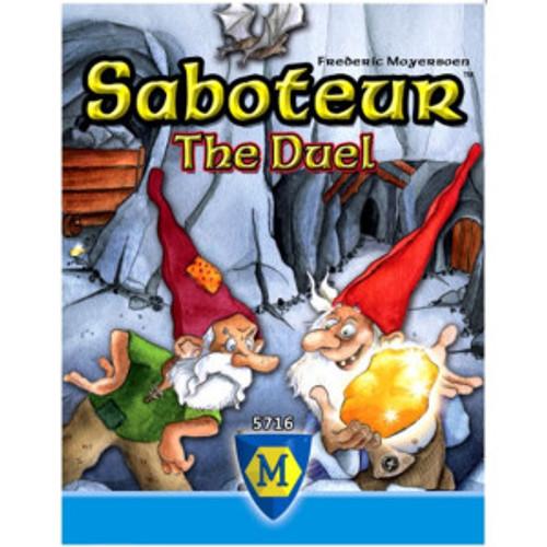 Saboteur: The Duel