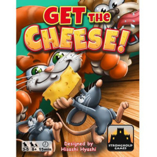 Get the Cheese!