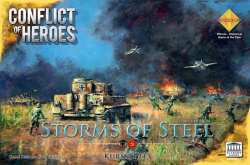 Conflict of Heroes: Storms of Steel! Kursk 1943 3rd Edition