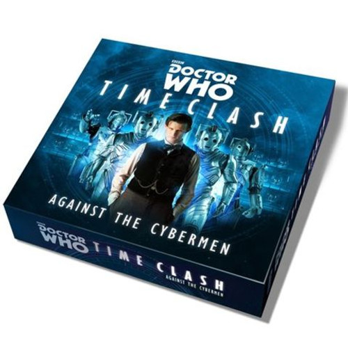 Doctor Who: Time Clash - Against the Cybermen