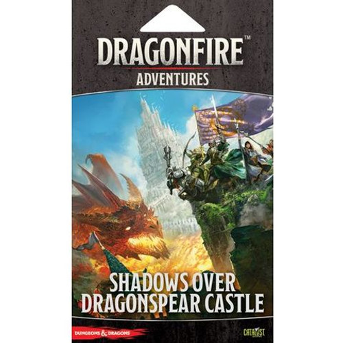Dragonfire: Encounters - Dragonspear Castle