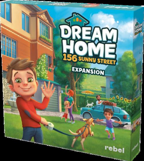 Dream Home: 156 Sunny Street