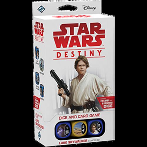 Star Wars Destiny: Luke Skywalker Starter Set