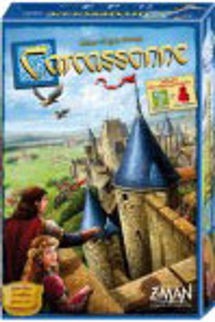 Carcassonne - Basic Game - New Edition