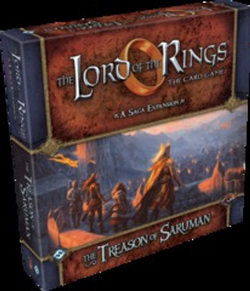The Lord of the Rings LCG: The Treason of Saruman