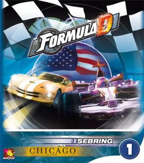 Formula D: Circuits 1 - Sebring & Chicago
