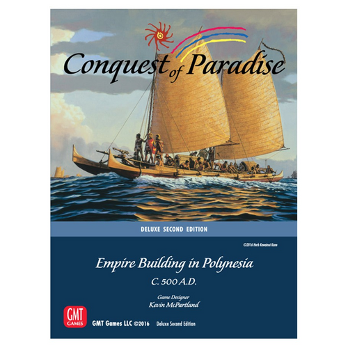 Conquest of Paradise Deluxe ( second edition )