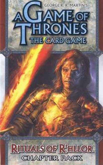 A Game of Thrones: The Card Game - Rituals of R'hllor