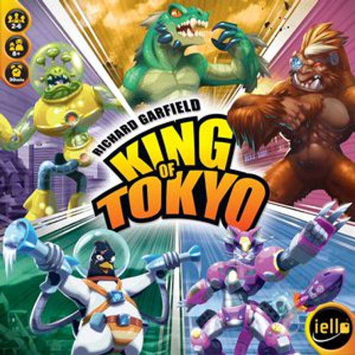 King of Tokyo ( second edition )