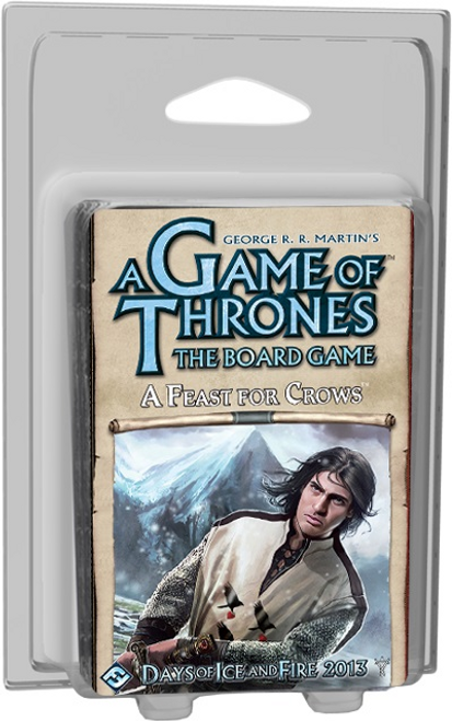 A Game of Thrones: The Board Game (Second Edition) - A Feast for Crows