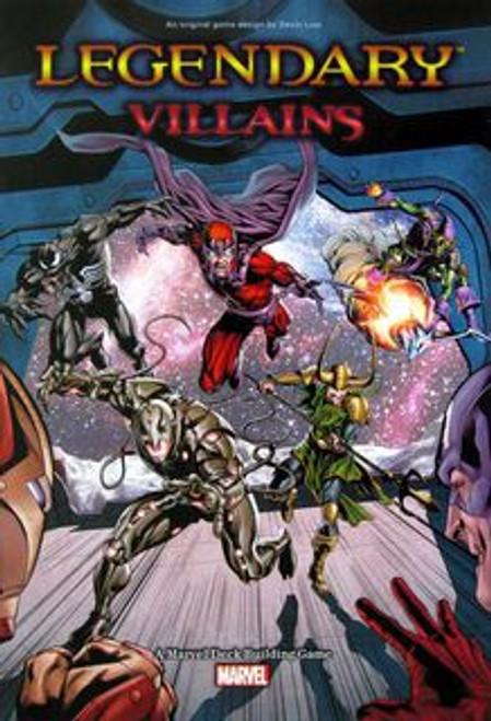 Legendary: Villains - A Marvel Deck Building Game