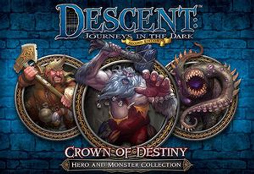 Descent: Journeys in the Dark (Second Edition) - Crown of Destiny