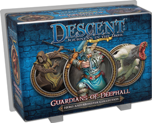 Descent: Journeys in the Dark (Second Edition) - Guardians of Deephall
