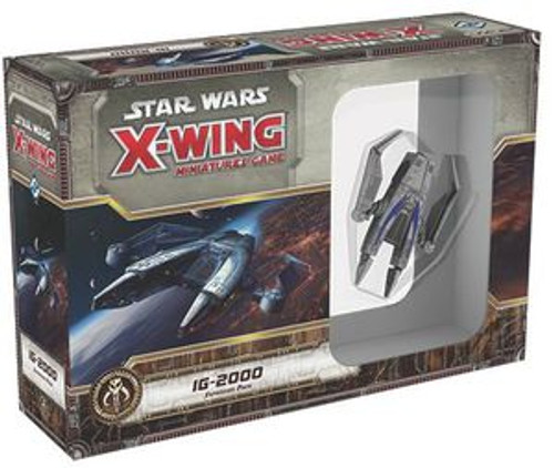 Star Wars: X-Wing Miniatures Game - IG-2000 Expansion Pack