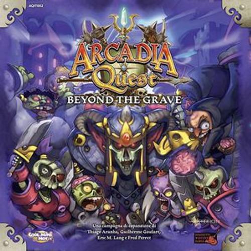 Arcadia Quest: Beyond the Grave