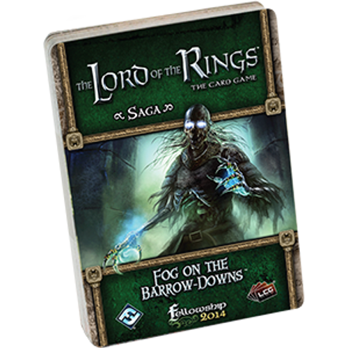 The Lord of the Rings: The Card Game - Fog on the Barrow-downs
