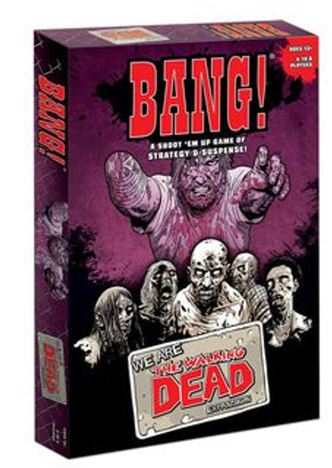 Bang!: Walking Dead - We are the Walking Dead Expansion