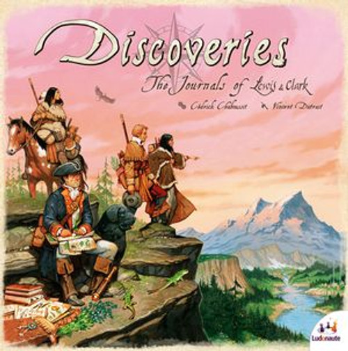 Discoveries The Journals of Lewis and Clark