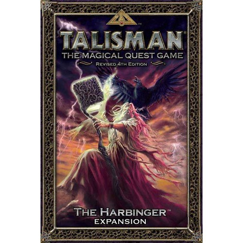 Talisman Revised 4th Edition: The Harbinger Expansion